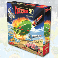 Thunderbirds - le jeu...