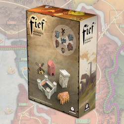 FIEF™ figurines Bâtiments